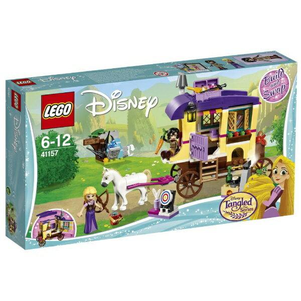 レゴジャパン LEGO 41157 ディズニー プリンセス ラプンツェルの馬車