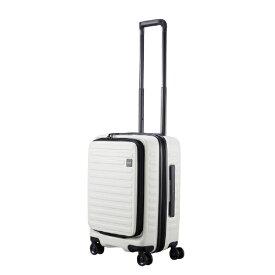 LOJEL ロジェール スーツケース CUBO(キューボ)-N Sサイズ CUBO-N-SWH ホワイト