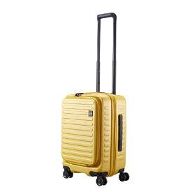 LOJEL ロジェール スーツケース CUBO(キューボ)-N Sサイズ CUBO-N-SMS マスタード