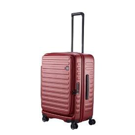 LOJEL ロジェール スーツケース 70L(77L) CUBO バーガンディ N-Cubo-M [TSAロック搭載]