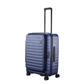 LOJEL ロジェール スーツケース CUBO(キューボ)-N Mサイズ CUBO-N-MNV ネイビー