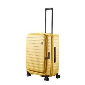 LOJEL ロジェール スーツケース CUBO(キューボ)-N Mサイズ CUBO-N-MMS マスタード