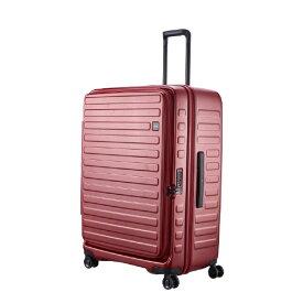 LOJEL ロジェール スーツケース CUBO(キューボ)-N Lサイズ CUBO-N-LBG バーガンディ