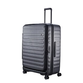 LOJEL ロジェール スーツケース 100L(110L) CUBO ブラック N-Cubo-L [TSAロック搭載][CUBONLBK]