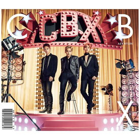 エイベックス・エンタテインメント Avex Entertainment EXO-CBX/ MAGIC 初回盤(Blu-ray Disc付)【CD】