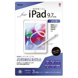 ナカバヤシ Nakabayashi iPad(9.7inch) 2018用液晶保護フィルム 高精細反射防止