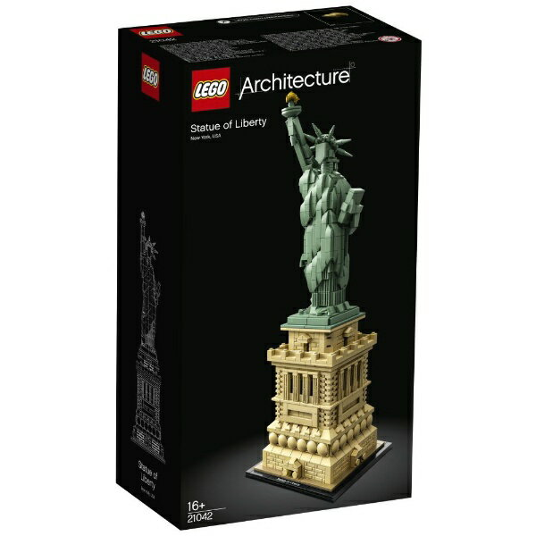 レゴジャパン LEGO 21042 アーキテクチャー 自由の女神