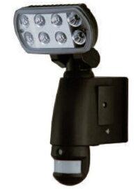 マザーツール Mother Tool SDカードレコーダー搭載LEDセンサーライトカメラ MT-SL01-B