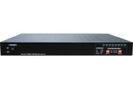 マザーツール Mother Tool UTC対応ワンケーブルAHDカメラ用電源ユニット8ch MT-POC8RX