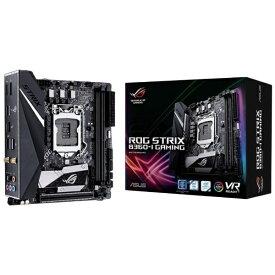 ASUS エイスース ゲーミングマザーボード Intel B360チップセット搭載 LGA1151対応 ROG STRIX B360-I GAMING [MiniITX][ROGSTRIXB360IGAMING]