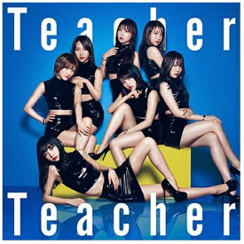 キングレコード KING RECORDS AKB48/ Teacher Teacher Type B 初回限定盤【CD】 【代金引換配送不可】
