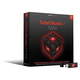 IKMULTIMEDIA アイ・ケー・マルチメディア 〔Win・Mac版/USBメモリ〕 Total Studio 2 MAX [Win・Mac用][IKTBMAX2HCDIN]