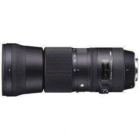 シグマ SIGMA カメラレンズ 150-600mm F5-6.3 DG OS HSM Contemporary ブラック [キヤノンEF /ズームレンズ][150600F56.3DGOSC]