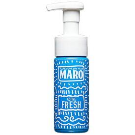 ストーリア storia MARO(マーロ)グルーヴィー洗顔料 アクティブフレッシュ(150g)〔泡洗顔料〕【wtcool】