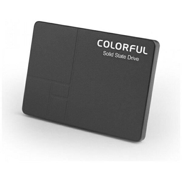 【送料無料】 COLORFUL 内蔵SSD 480GB バルク品[2.5インチ・SATA] SL500 480G