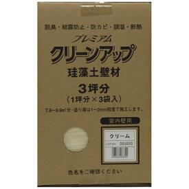 フジワラ化学 Fujiwara Chemical プレミアム珪藻土壁材3坪 クリーム