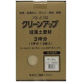 フジワラ化学 Fujiwara Chemical プレミアム珪藻土壁材3坪 ベージュ