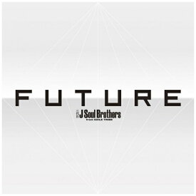 エイベックス・エンタテインメント Avex Entertainment 三代目 J Soul Brothers from EXILE TRIBE/ FUTURE(3CD+3Blu-ray)【CD】