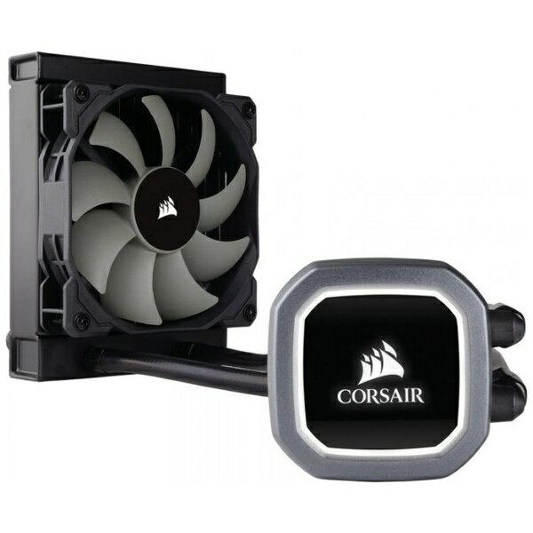 CORSAIR コルセア 水冷一体型クーラー H60 (2018モデル) CW-9060036-WW[CW9060036WW]