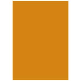 ササガワ SASAGAWA 〔インクジェット〕 ケイコーポスター 厚口 128g/m2 (A4サイズ 10枚) 13-3184 橙[133184]【wtcomo】