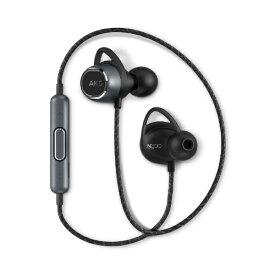 AKG エーケージー bluetooth イヤホン カナル型 ブラック AKGN200BTBLK [リモコン・マイク対応 /ワイヤレス(左右コード) /Bluetooth][ワイヤレスイヤホン AKGN200BTBLK]