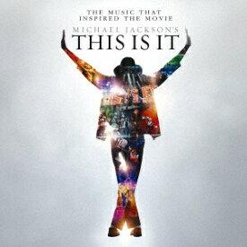 ソニーミュージックマーケティング マイケル・ジャクソン/ マイケル・ジャクソン THIS IS IT【CD】