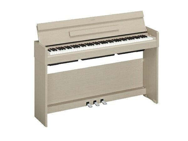 ヤマハ YAMAHA 【2000円OFFクーポン配布中 3/22 23:59まで】YDP-S34WA 電子ピアノ ARIUS(アリウス) ホワイトアッシュ調 [88鍵盤][YDPS34WA]