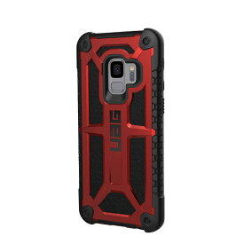 UAG URBAN ARMOR GEAR UAG-GLXS9-P-CR UAG Samsung Galaxy S9 Monarch Case(クリムゾン ) UAG-GLXS9-P-CR