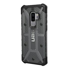 UAG URBAN ARMOR GEAR Samsung Galaxy S9+ Plasma Case(アッシュ) UAG-GLXS9PLS-AS