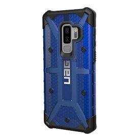 UAG URBAN ARMOR GEAR Samsung Galaxy S9+ Plasma Case(コバルト) UAG-GLXS9PLS-CB