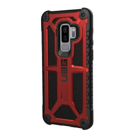 UAG URBAN ARMOR GEAR UAG-GLXS9PLS-P-CR UAG Samsung Galaxy S9+ Monarch Case(クリムゾン ) UAG-GLXS9PLS-P-CR