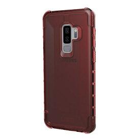 UAG URBAN ARMOR GEAR Samsung Galaxy S9+ Plyo Case(クリムゾン) UAG-GLXS9PLSY-CR