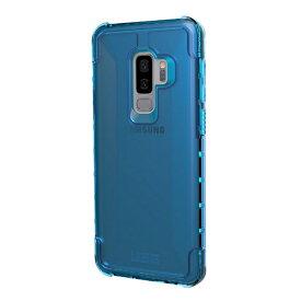 UAG URBAN ARMOR GEAR Samsung Galaxy S9+ Plyo Case(グレイシャー) UAG-GLXS9PLSY-GL