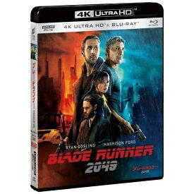 ソニーピクチャーズエンタテインメント Sony Pictures Entertainment ブレードランナー 2049 4K ULTRA HD&ブルーレイセット 通常版【ブルーレイ】 【代金引換配送不可】