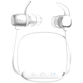 オプトマ Optoma bluetooth イヤホン カナル型 APBESPORTHSL シルバーホワイト [リモコン・マイク対応 /ワイヤレス(ネックバンド) /Bluetooth][APBESPORTHSL]