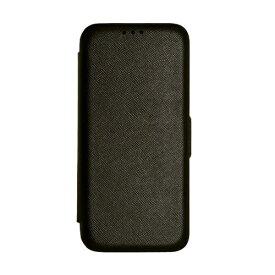 ラスタバナナ RastaBanana Galaxy S9 Clam Shell手帳型ケース 3898GS9 ブラック