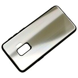 ラスタバナナ RastaBanana Galaxy S9 ガラスTPUハイブリッドケース 3902GS9 グレー