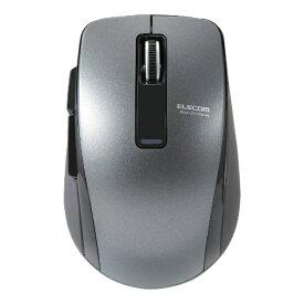 エレコム ELECOM M-BT20BBBK マウス ブラック [BlueLED /5ボタン /Bluetooth /無線(ワイヤレス)][MBT20BBBK]