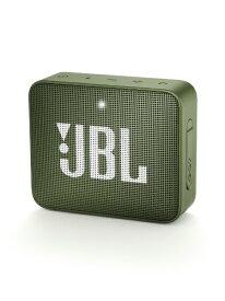JBL JBLGO2GRN ブルートゥース スピーカー グリーン [Bluetooth対応 /防水][JBLGO2GRN]