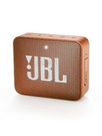 JBL JBLGO2ORG ブルートゥース スピーカー オレンジ [Bluetooth対応 /防水][JBLGO2ORG]