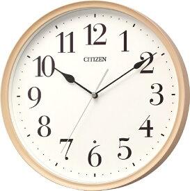 シチズン CITIZEN 掛け時計 ピンク 8MY528-013 [電波自動受信機能有]