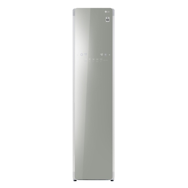 LG S3MF 衣類スチーマー ミラー【洗濯機】