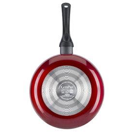 フェアチャイルド・インターナショナル 《IH非対応》Marbleシリーズ チタン・セラミックコーティングフライパン(22cm) IH非対応 SCTM-KF22GRCPM [22][SCTMKF22GRCPM]