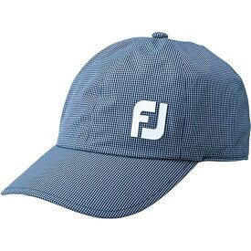 フットジョイ FootJoy メンズ レインキャップ(フリーサイズ:57〜59cm/ネイビー) FJHW1810