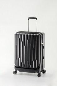 A.L.I アジア・ラゲージ スーツケース ハードキャリー 92L GALE(ゲール) ブラック GALE-F28 [TSAロック搭載] 【メーカー直送・代金引換不可・時間指定・返品不可】
