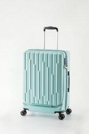 A.L.I アジア・ラゲージ スーツケース ハードキャリー 92L GALE(ゲール) ライトブルー GALE-F28 [TSAロック搭載] 【メーカー直送・代金引換不可・時間指定・返品不可】