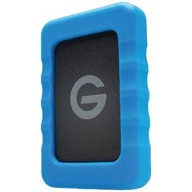 HGST エイチ・ジー・エス・ティー 0G04104 外付けHDD ブルー [ポータブル型 /1TB][0G04104]