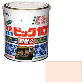 アサヒペン 水性ビッグ10多用途 1.6L (ピンク)