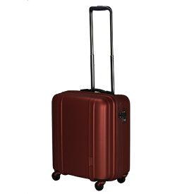 シフレ siffler 軽量スーツケース ハードジッパー ZER2088-46 マットワイン [約42L] 【メーカー直送・代金引換不可・時間指定・返品不可】