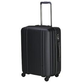 シフレ siffler 軽量スーツケース ハードジッパー ZER2088-56 マットブラック [約60L] 【メーカー直送・代金引換不可・時間指定・返品不可】